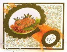 Pumpkin Patch, Cover-A-Card Leaves, Shaker Pouch, and Mini Messages.