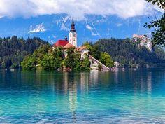 Viagem de 4 dias pela Eslovénia - YouTube