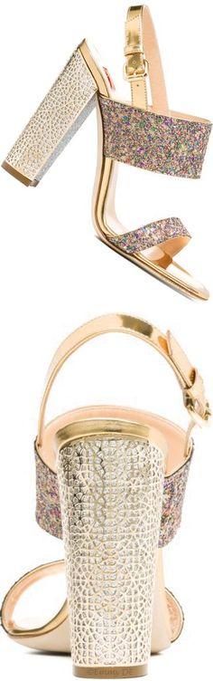 Brilliant Luxury by Emmy DE ♦Ballin 'Damasco' Sandal