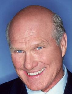 Terry Bradshaw <3  4 time superbowl/hall of famer qb from the Pittsburgh Steelers during the 70's (born September 2, 1948 in Shreveport, Louisiana)