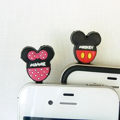 Mickey and Minnie 2 for 1 price  Cell Phone Dust by POPStation, $8.00