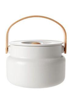 Oiva Serving Pot by Marimekko