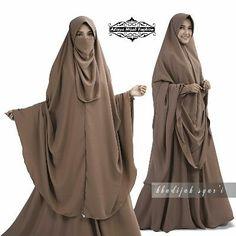 Khadijah syar'i by Alisya  Material dress rosemary crepe ukuran allsize fit to xl ld 105 panjang 142  resleting depan karet belakang  khimar jumbo bahan rosemary crepe ukuran khimar 143/143  Free cadar  Retail: 345.000 Reseller 325.000 est. ready 10 okt  Line @kni7746k  Wa 62896 7813 6777  #jualgamiskhimarbranded #jualgamiskhimarmurah #distributorgamissyarisetkhimar #distributorgamissyarihighquality #distributorgamissyaribrandedmurah #distributorgamissyaribrandedterbaru…