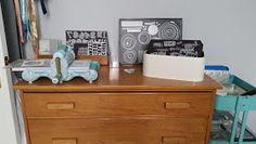 I think it's time for a craft room update. A few months ago, we had the great 'domino effect' furniture move. My son needed a desk, so we mo. Craft Room Organisation, Small Space Organization, Paper Organization, Craft Storage, Scrapbook Storage, Scrapbook Organization, Diy Scrapbook, Scrapbooking, Craft Room Tables