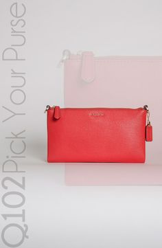 Coach - Kylie Crossbody. Go to wkrq.com to find out how to play Q102's Pick Your Purse!