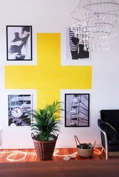 El amarillo en tus paredes | Servicolor