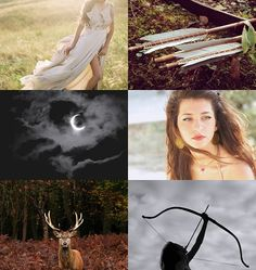 Artemis: I love Mythology so many interesting, mystical tales! Artemis is one of my favorite goddesses.