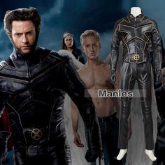 Find More Clothing Information about 2015 Customized X men Cosplay Costume James Logan Howlett Outfits Halloween Christmas Costume for Men,High Quality christmas toy costumes,China christmas tree costume Suppliers, Cheap christmas halloween costume from Lardoo Cosplay Costume on Aliexpress.com