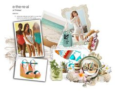 """Ready for Beach Match"" by cinderella-slipper ❤ liked on Polyvore featuring Fendi and La Blanca"