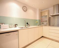 Kitchen London Apartment, Luxury Apartments, Camden, Kitchen Cabinets, Vacation, Modern, Home Decor, Vacations, Trendy Tree
