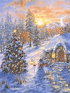 Счастливого Рождества !