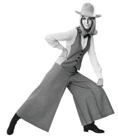 Mary Quant, culotte suit 1967
