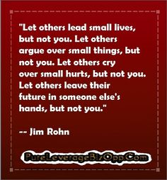 Great leaders are made, not born. You can become a leader, it´s all in your attitude and in your mind.http://www.pureleveragebizopp.com