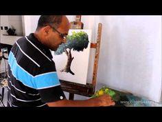 http://www.cursos.costerus.com.br Aula de Pintura em Tela com Dicas e Técnicas Iniciais - Vídeo 1 | Professor Costerus Professor Costerus ensinando algumas d...