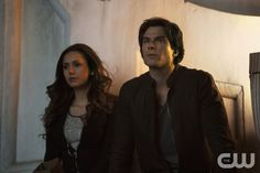 """The Vampire Diaries """"I'd Leave My Happy Home"""" S6EP20"""