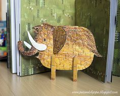 pasandolopipa: Los mamuts de cartón huelen a pizza