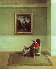 Painting from Michael Sowa Fosterginger.Pinterest.ComMore Pins Like This One At FOSTERGINGER @ PINTEREST No Pin Limitsでこのようなピンがいっぱいになるピンの限界