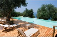 Stunning, secluded private pool