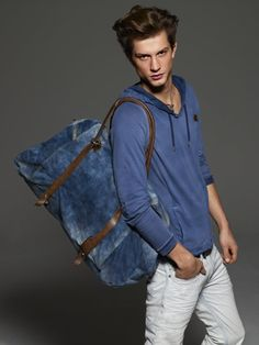 Theo Hall for Diesel Spring/Summer 2012 Accessories image theo bag