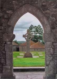 Abbey Celtic Cross