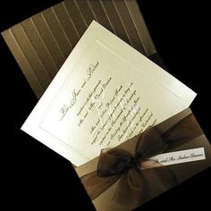 Wedding Invitations Customized Blind Embossed by JustEmbossed, $362.00