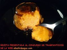 Trampantojo de flan (4) Flan, Hors D'oeuvres, Food Decoration, English Food, Fish And Seafood, Food Art, Catering, Buffet, Food And Drink