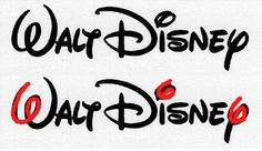 666 in the Walt Disney logo? You know, the top of the 'T' looks more like a 6 than the dot of the 'i' does.
