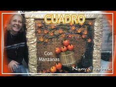 CUADRO CON MANZANAS - YouTube