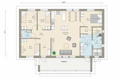 Humble Abode, My Dream Home, Future House, Apartments, Sims, House Plans, Floor Plans, Houses, Construction