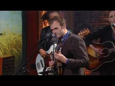 Chris Thile Performs 'My Oh My' - YouTube