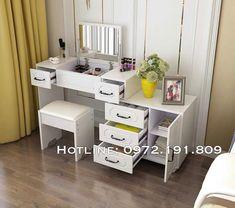 Vanity Table Set, Table Settings, Mirror, Furniture, Home Decor, Decoration Home, Room Decor, Vanity Set, Mirrors