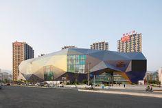 Fuzhou Wusibei Thaihot Plaza,© Shu He