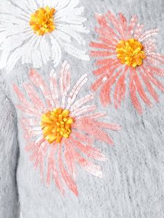 Shop MSGM sequin flowers jumper in Joseph France from the world's best independent boutiques at farfetch.com. Shop 400 boutiques at one address.
