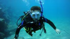 PADI Open water duiker opleiding in het zuiden van Tenerife. padi 5 star duikcentrum