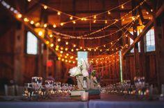 This Nova Scotia wedding's rustic-meets-modern theme is perfection | Photo by Applehead Studios