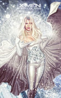In a deal with Marvel Perrie gets to voice Emma Frost in the new XMen movies. Zayn voices her love interest Wolverine.