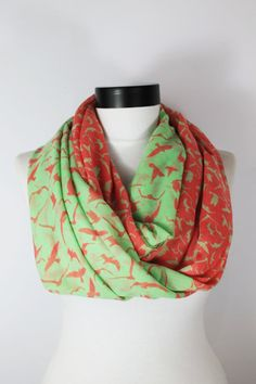 Shop for on Etsy, the place to express your creativity through the buying and selling of handmade and vintage goods. Cute Scarfs, Scarves, Birds, Animal, Trending Outfits, Unique Jewelry, Awesome, Handmade Gifts, Clothes