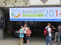 2014 júniusában részt vettünk Sarajevoban az első világháború 100. évfordulóján rendezett nemzetközi rendezvényen.   Köszönöm, hogy ott lehettem  www.HooponoponoWay.hu Htm, Broadway Shows, Peace, Sobriety, World