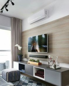 Living Room Decor for Tv Wall. Living Room Decor for Tv Wall. Living Room Modern, Home Living Room, Living Room Decor, Modern Wall, Living Room Tv Unit Designs, Tv Wall Decor, Living Room Cabinets, Wall Cabinets, Tv Wall Design