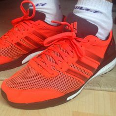 Just had an exciting preview of the adidas Boston Boost - avaliable September at The Running Outlet