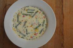 Jurnal de Dieta: Supa de sparanghel Cheeseburger Chowder, Soup, Soups