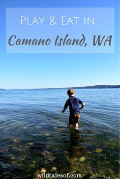 Naptime Road Trips: Camano Island, WA - wildtalesof.com