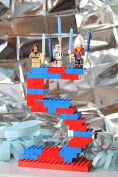 Ninjago Party, Lego Birthday Party, Star Wars Birthday, 9th Birthday, Star Wars Cake, Star Wars Party, Lego Star Wars, Lego Minecraft, Cool Toys