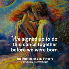 TWIN FLAME PROMISE ~ We signed up to this dance together before we were born.