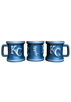 Kansas City Royals 2oz Scultped Mug Shot Glass