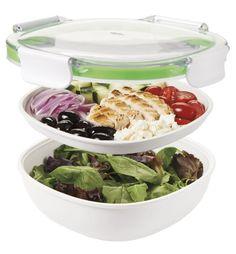 #KitchenGadgets Salatbox-to-go