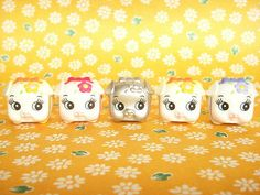 Kawaii Cute Piggy Miniature Dolls Mascot Collectibles Japanese Toy