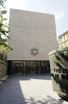 Muzeum Pamięci Shoah Paris