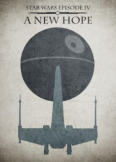 Star Wars: Episode IV - A New Hope / Star Wars: Episode IV - Eine neue Hoffnung / Krieg der Sterne (1977)