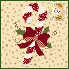 Shabby Fabrics is an online quilting shop for fabric, notions, patterns, & kits. Christmas Quilting Projects, Christmas Fabric Crafts, Christmas Blocks, Christmas Quilt Patterns, Christmas Applique, Christmas Mugs, Mini Quilt Patterns, Mug Rug Patterns, Winter Quilts